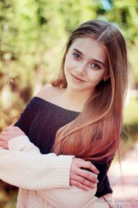 Девушка 15 лет