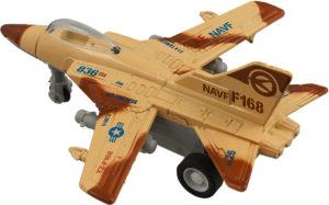 Игрушечный самолёт -подарок мальчику на 3 года