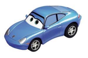 Машинка Салли из мультфильма Тачки