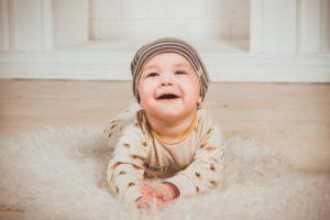 Мальчик 1 месяц