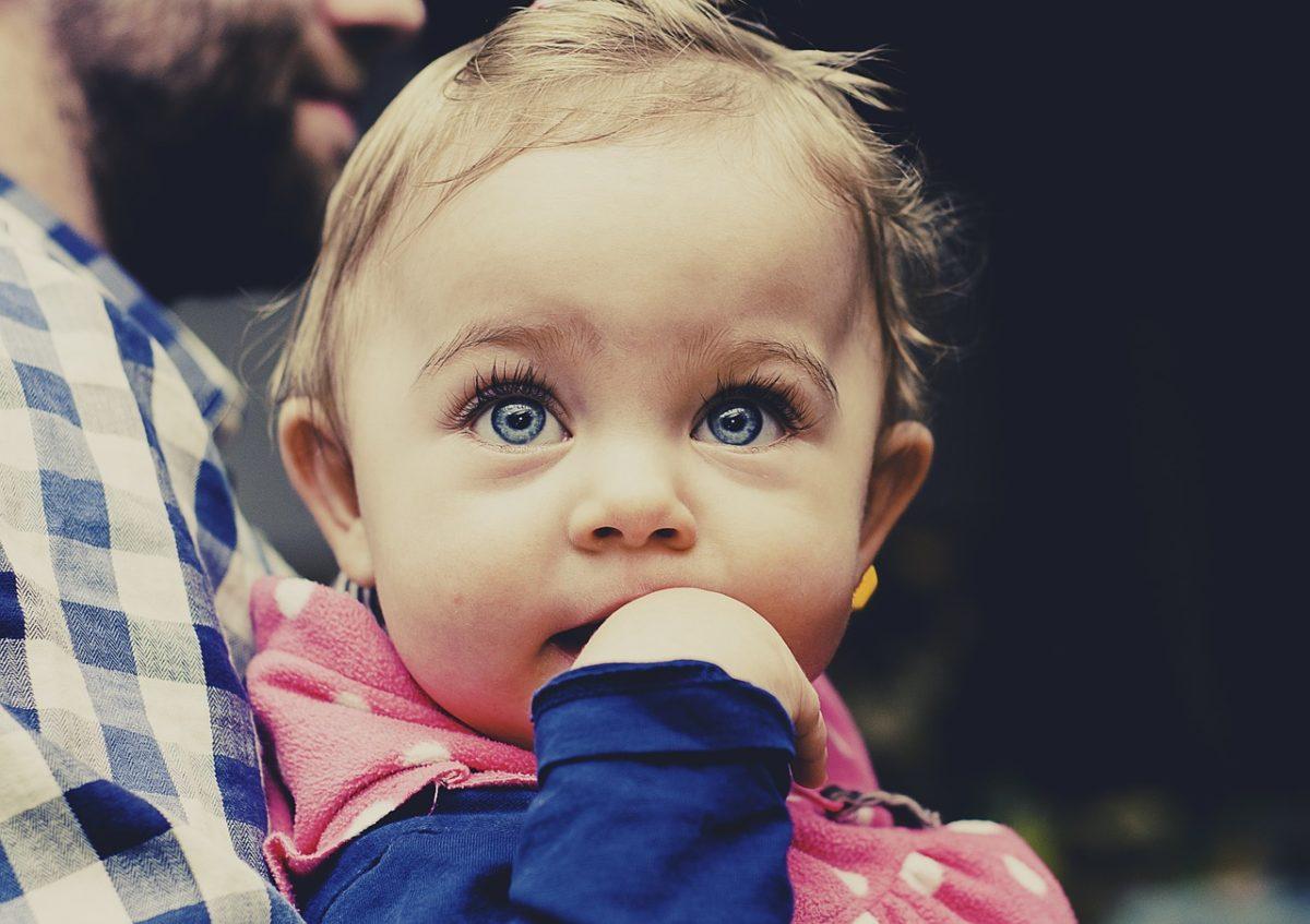 Ребёнок 1 месяц
