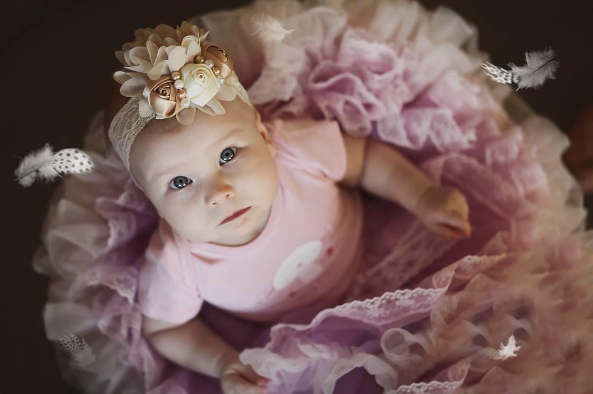 Что подарить девочке на 3 месяца: 5 крутых идей? 13