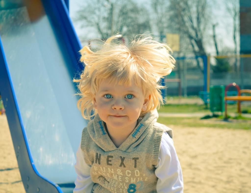 Ребёнок 4 года