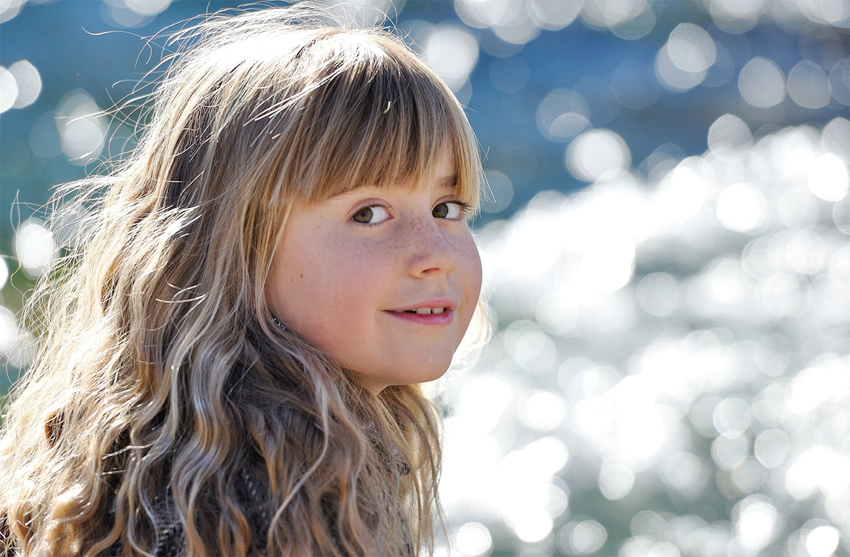 Девочка 4 года