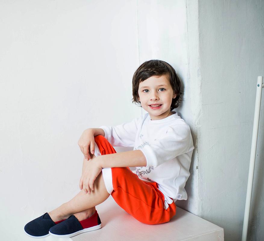 Мальчик 6 лет